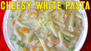 Pasta Recipes by Cheesy White Pasta Easy To Make Pasta In White Sauce Italian