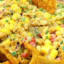 foodvee doritos taco corn salad side dish