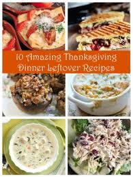 diy 10 amazing thanksgiving day leftover recipes