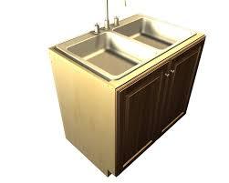 kitchen sink cabinet doors 2 door sink base cabinet sink not included