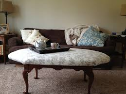 the beautiful of floral ottoman designs for homes tedx decors image of floral ottoman table