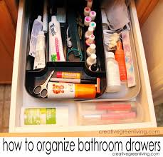 Organizing Bathroom Drawers How To Organize Your Bathroom Drawers In 30 Minutes Or Less