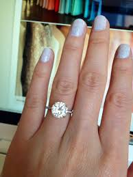 2 carat ring show me your 2 2 5 carat rings weddingbee page 8