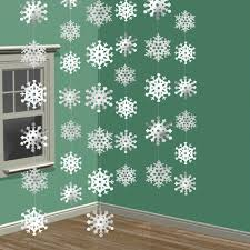 Window Christmas Decorations by Online Get Cheap Christmas Snowflake Decoration Aliexpress Com