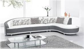 canapé 6 places canapé d angle cuir design canapé contemporain d angle cuir 6