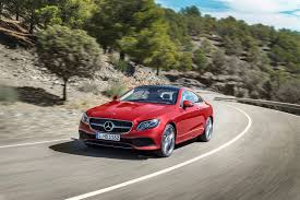 refreshing or revolting 2018 mercedes benz e class coupe motor