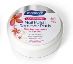 manicare nail polish remover pads reviews beautyheaven
