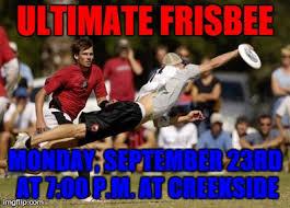 Ultimate Frisbee Memes - imgflip