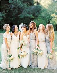 mix match bridesmaid dresses 15 ways to make your bridesmaids feel special advice weddings