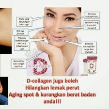 D Collagen putih putih melati d collagen sofeyaa health