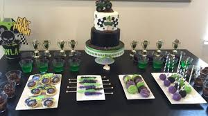 grave digger birthday party cake pops for dessert table candy