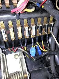 suzuki fuse box suzuki club uk bull view topic need a sj