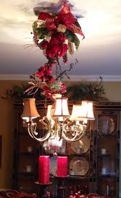 13 best holiday christmas chandelier decor images on pinterest