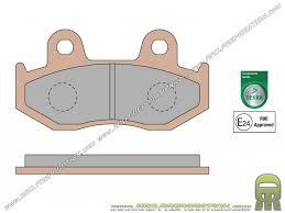 honda dylan brake pads malossi mhr dekra front rear for maxi scooter honda