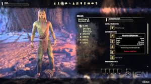 online photo class elder scrolls online create the best character for your class