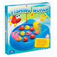 fishing world game kmart