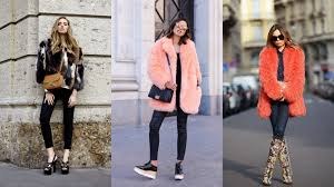 how to wear fur coats this winter 18 stylish outfit ideas youtube