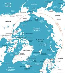 Alaska Russia Map by The Arctic Circle Facts U0026 Information Beautiful World Travel Guide
