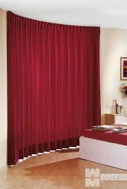 manual curtain track corona contracts