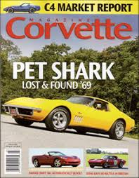 corvette magazines corvette magazine corvette magazine readers are affluent and