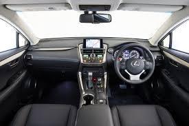 lexus models south africa first drive lexus nx