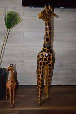 giraffe ornaments figurines elephant collectables ebay