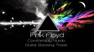 Pink Floyd Comfortably Numb Lyrics And Chords Pink Floyd Comfortably Numb Guitar Backing Track Youtube