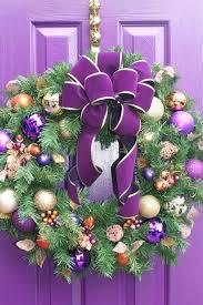 top purple christmas decorating ideas christmas celebrations