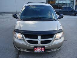 2002 dodge caravan sport as is canpak auto inc