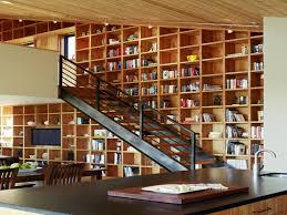 interesting mount on wall circular high end bookshelves design and