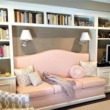 bookcase bookcase daybed with trundle vt interiors library of