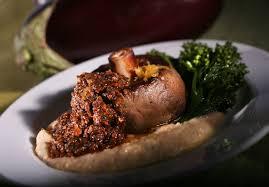 sos cuisine eggplant osso buco culinary sos latimes