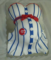 chicago cubs belly cake www creativecakesbykeekee com creative
