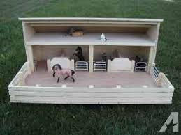 Woodworking Plans Toy Horse Stable by Schleich Stable Schleich Stable Pinterest Horse Craft