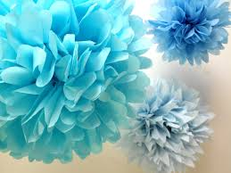 diy paper party decorations how to diy paper pom tutorial