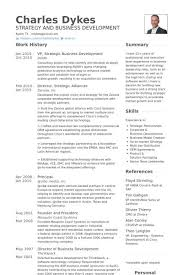 Startup Resume Template Sample Company Resume Business Resume Example Business