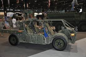 scout light show army brings prototype scout vehicle to chicago auto show article