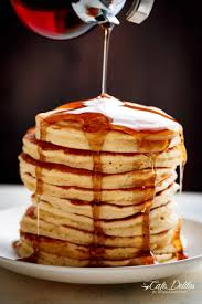 best pics best fluffy pancakes cafe delites