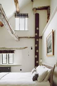 white wood beams furniture small bedroom design ideas