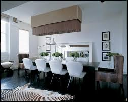 home trends design london loft dining table in walnut 6 dining room ideas to steal from kelly hoppen s amazing interiors