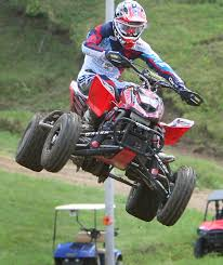 ama atv motocross atv motocross hetrick in pursuit of defending champ wienen