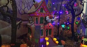 halloween village u2013 spookyvillages com