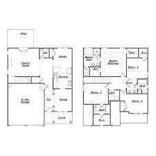craftsman floor plan single family home floor plans 4 bedroom single family home floor