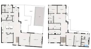 Modern Loft Style House Plans Modern Swedish Villa Z Floor Plan 1 Interior Design Ideas