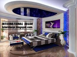 Modern Bedroom Ceiling Design This Is Modern Pop False Ceiling Designs For Bedroom Interior