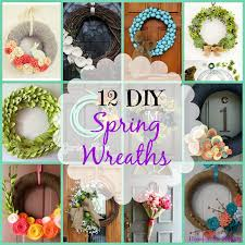house in the heights spring wreath roundup