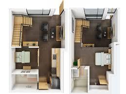 loft apartment floor plans 1 5 bedroom 1 5 bathroom loft apartment floor plan small homes