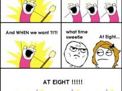 What Do We Want Meme Generator - what do we want rage comic weknowmemes
