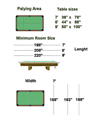what are the dimensions of a pool table pool table dimensions pool table room size pool table dimensions
