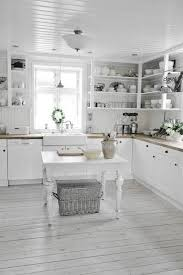 shabby chic kitchen decorating ideas white rustic chic kitchen frontarticle